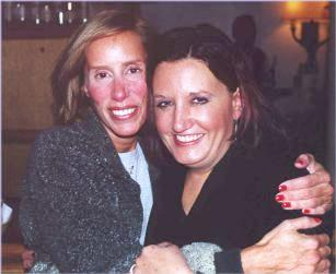 Judy & Deb